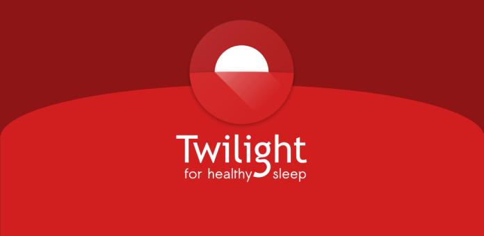 Twilight Blue Light filter
