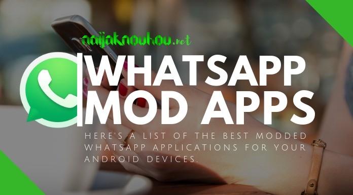 best whatsapp mod apps