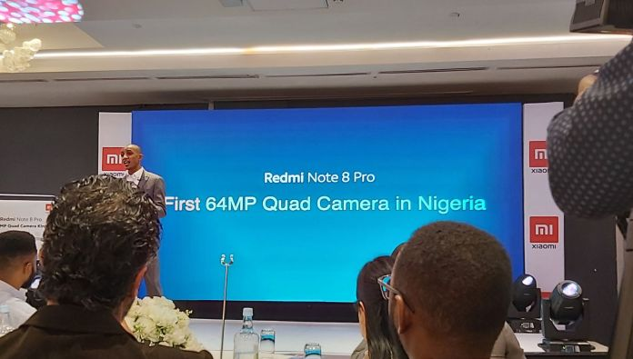 redmi note 8 pro launch in nigeria