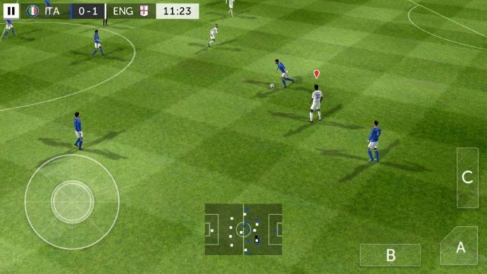 First Touch Soccer 2020 (FTS 20) Mod APK + OBB For Android