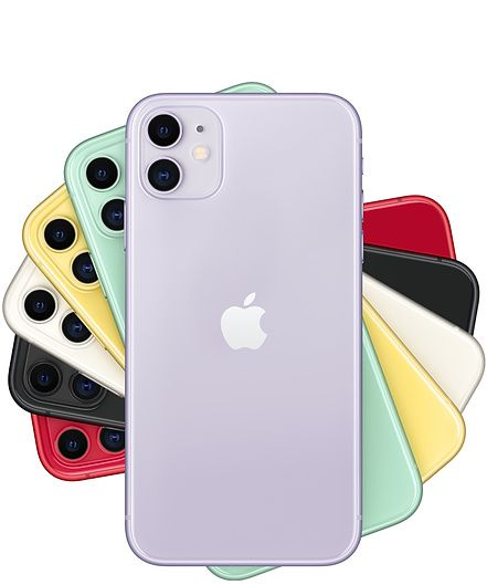 iphone11 colour variants