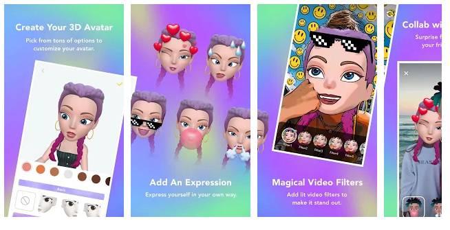 Face Cam - Best Avatar Maker Apps