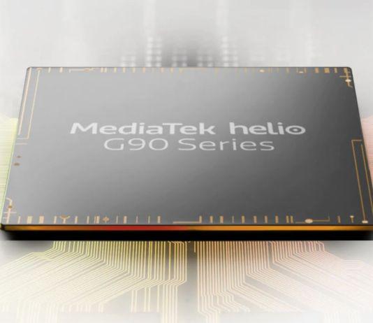 Mediatek Helio G90 Series