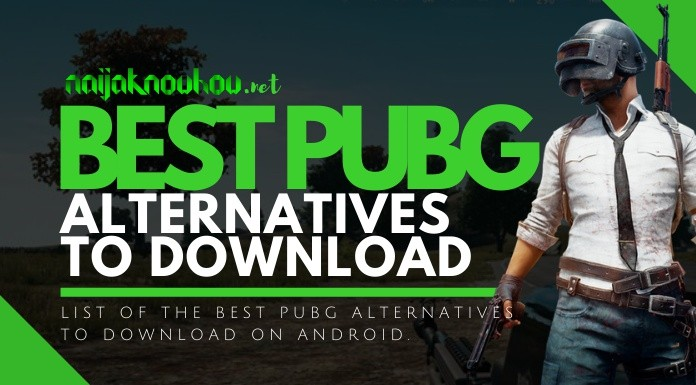 best pubg alternatives on android