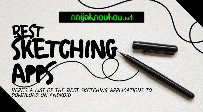 Best Sketching Apps For Android in 2019 ⋆ Naijaknowhow