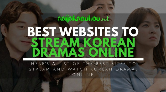 best websites to stream korean dramas