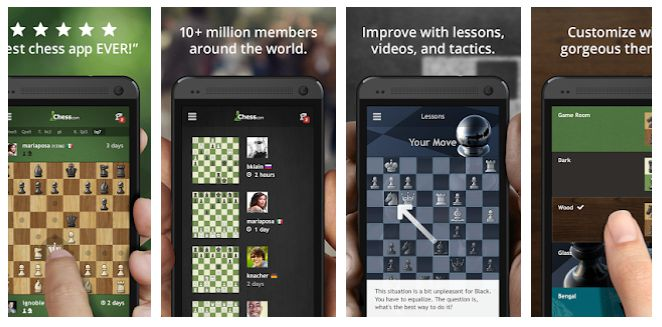 Chess · Play & Learn - Best Chess Games for Android