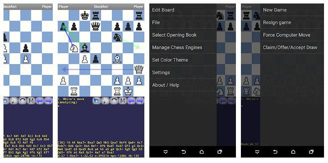 DroidFish Chess