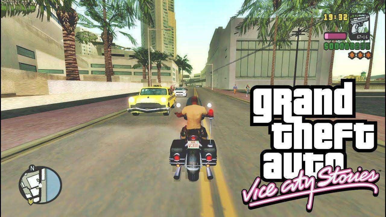 GTA- Vice City Stories