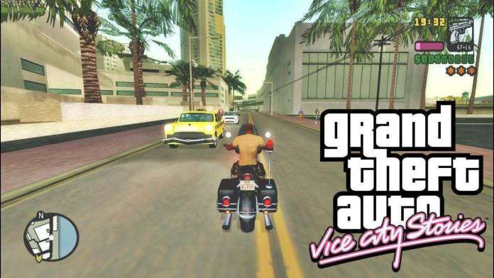 GTA- Vice City Stories