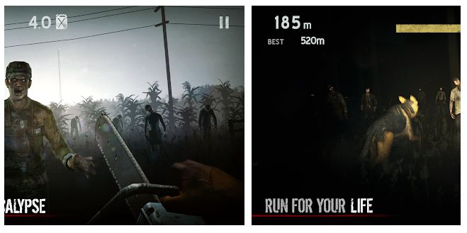 Into The Dead - best horror game for android
