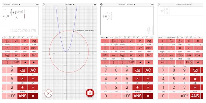 Scientific Calculator - math solver app for android