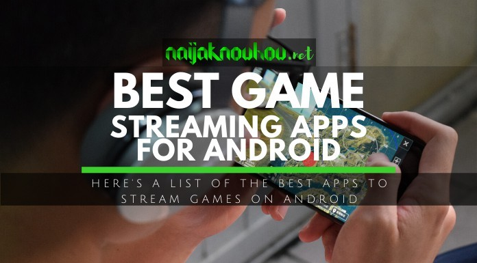 game streaming apps on android