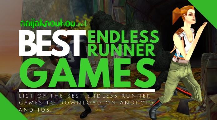 best endless runner games