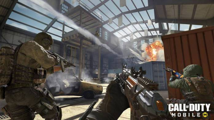 call of duty mobile COD