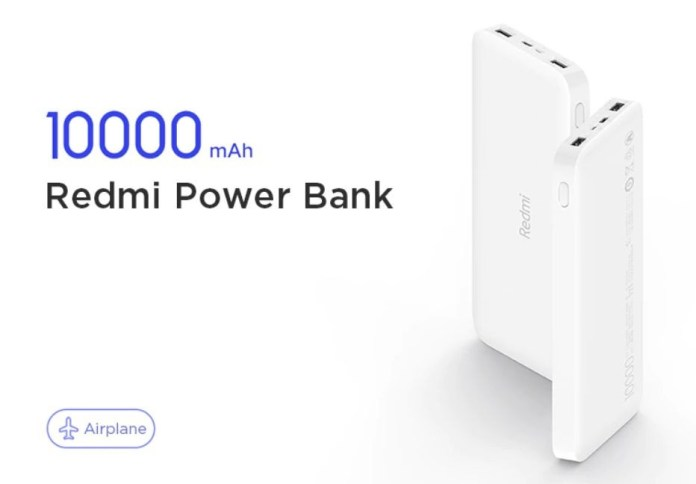 10000mAh Redmi PowerBank