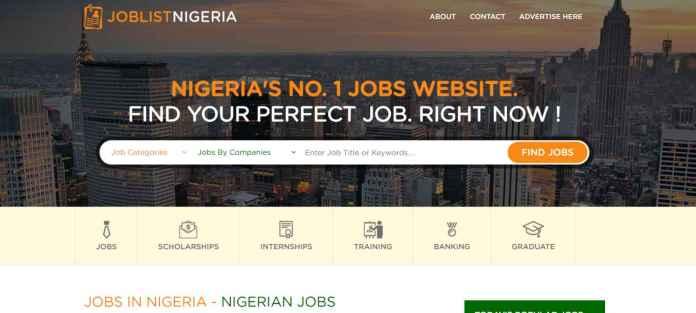 joblistnigeria