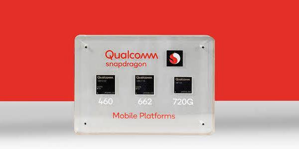 snapdragon 460, 662, 720G