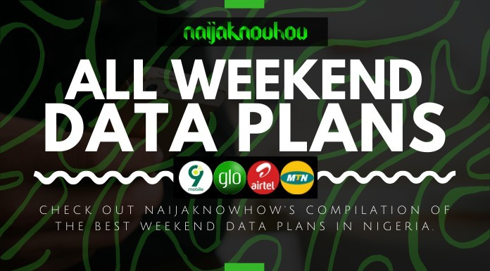 weekend data plans in nigeria