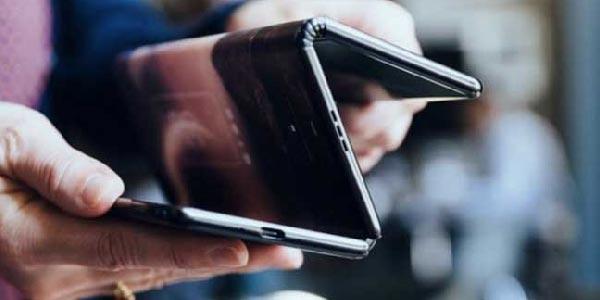 z folding screen phone