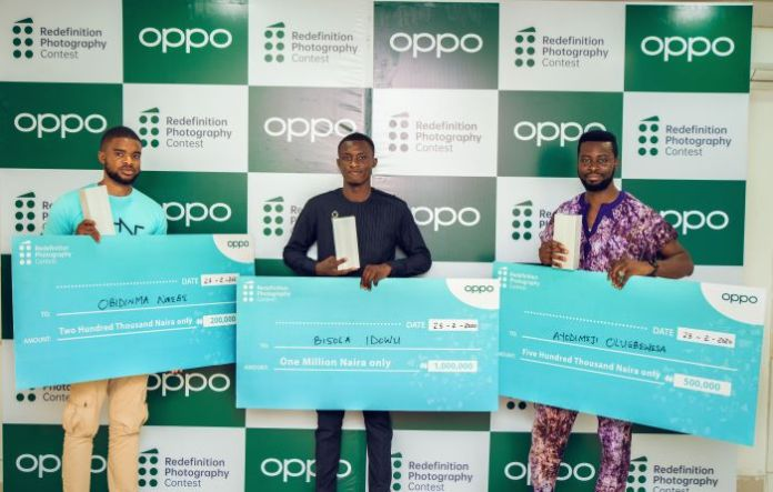 OPPO Redefinition Photography Contest Three Winners