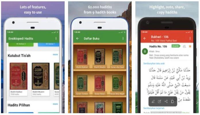 Hadith Encyclopedia - Kutubut Tis'ah