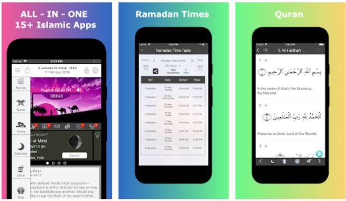 best Islamic apps