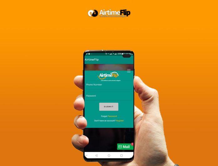 login airtimeflip