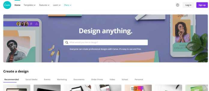 Canva – Online Photo Editor