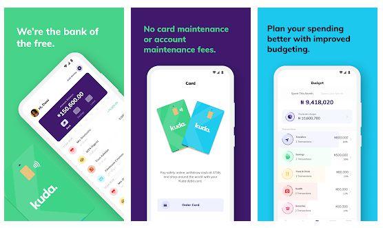 digital bank apps