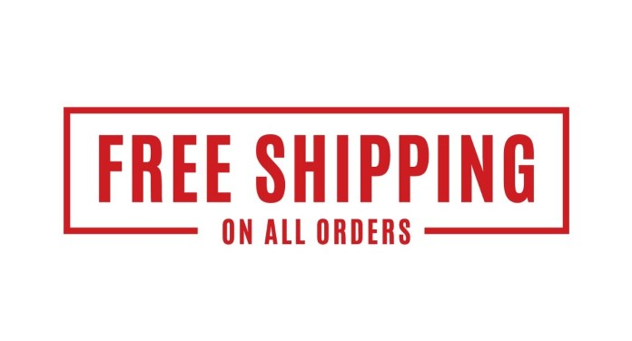clothing stores with free shipping