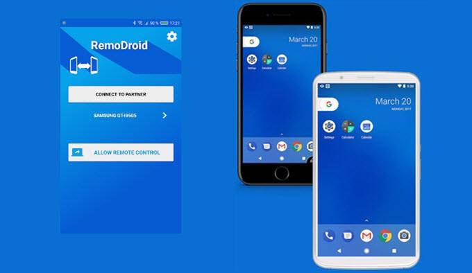 Remote Access - app to control windows pc