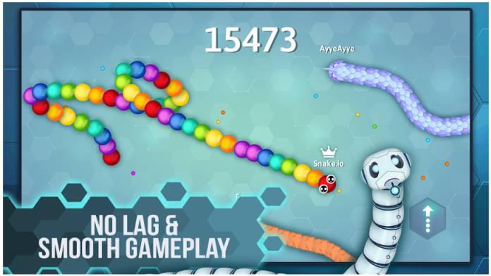 snake.io - best snake game