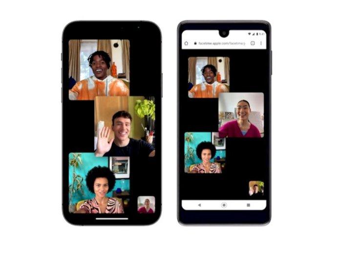 FaceTime Link feature