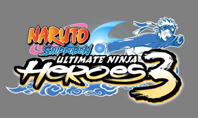Naruto Shippuden Ultimate Ninja Heroes 3 PPSSPP