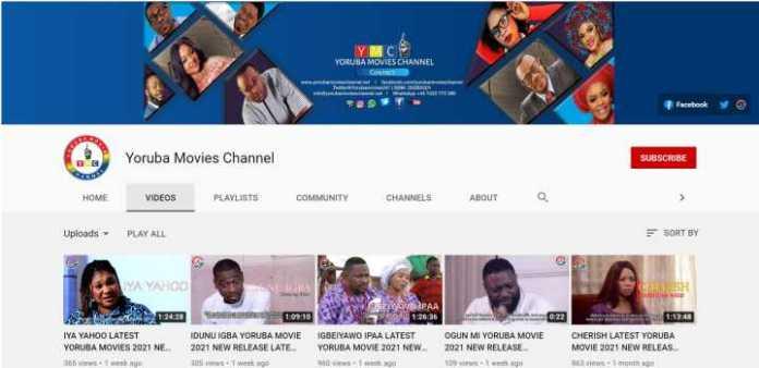 Yoruba Movies Channel