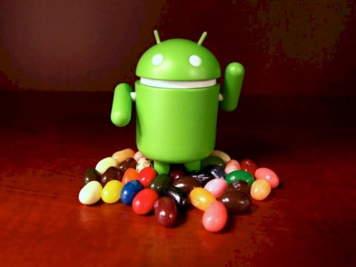 android os and jelly bean