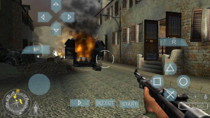 best ppsspp war games