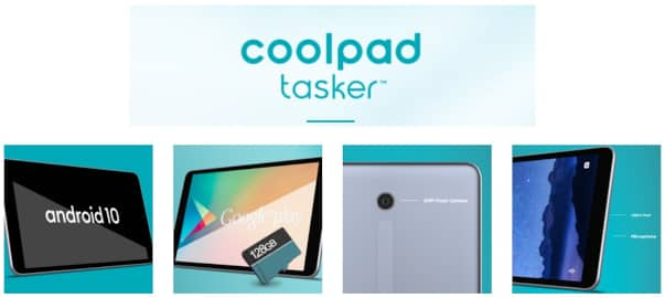 Coolpad Tasker 10