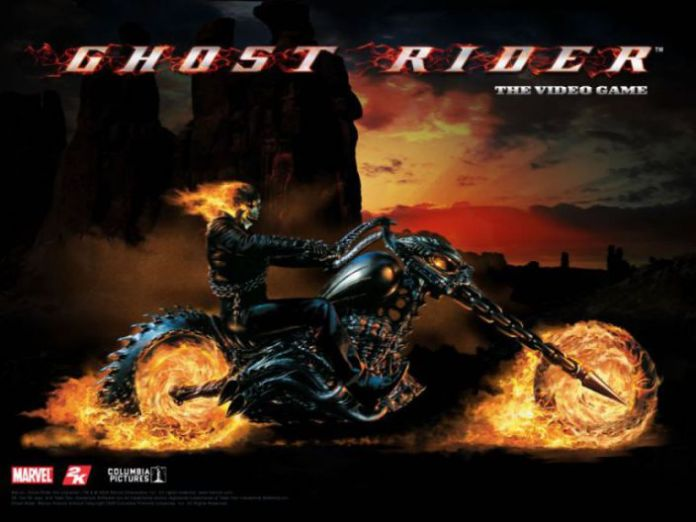 Ghost Rider (video game)