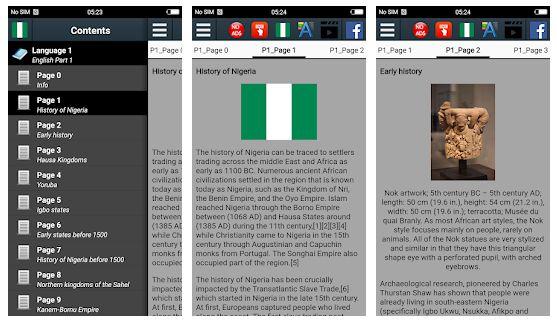 Nigeria Current Affairs Apps