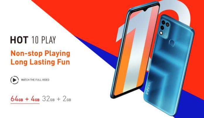 Infinix HOT 10 Play