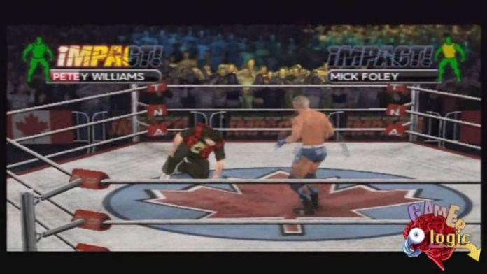 TNA Impact- Cross The Line