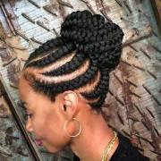 8 beautiful straight braids