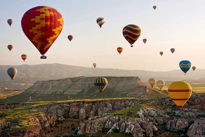 top 21 outdoor adventure destinations in the world - vacation travel ideas
