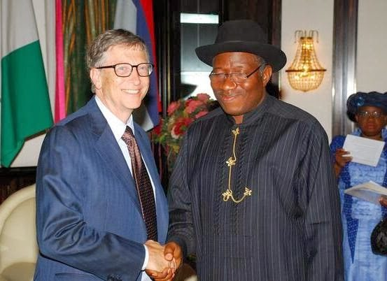 photos bill gates aliko dangote visit aso rock villa. Black Bedroom Furniture Sets. Home Design Ideas