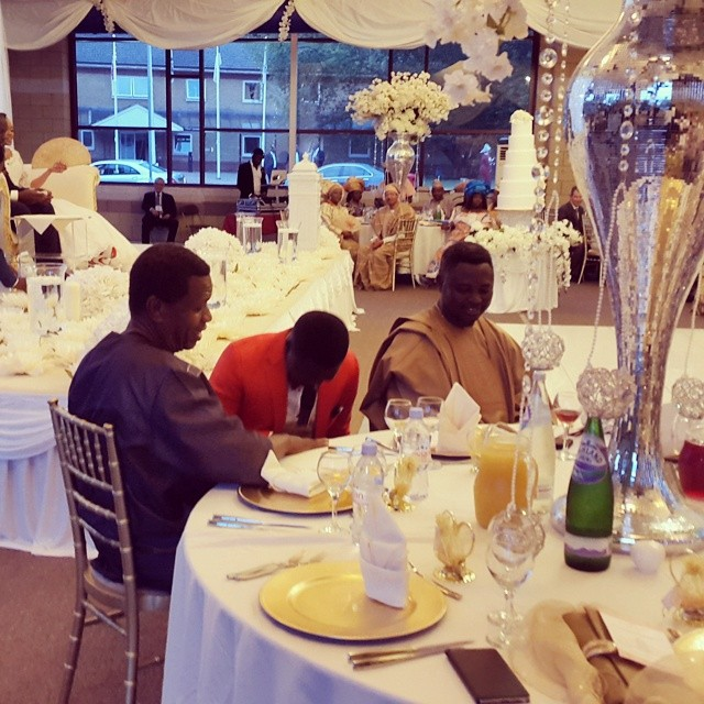 photos pastor ea adeboye attends pastor ashimolowos