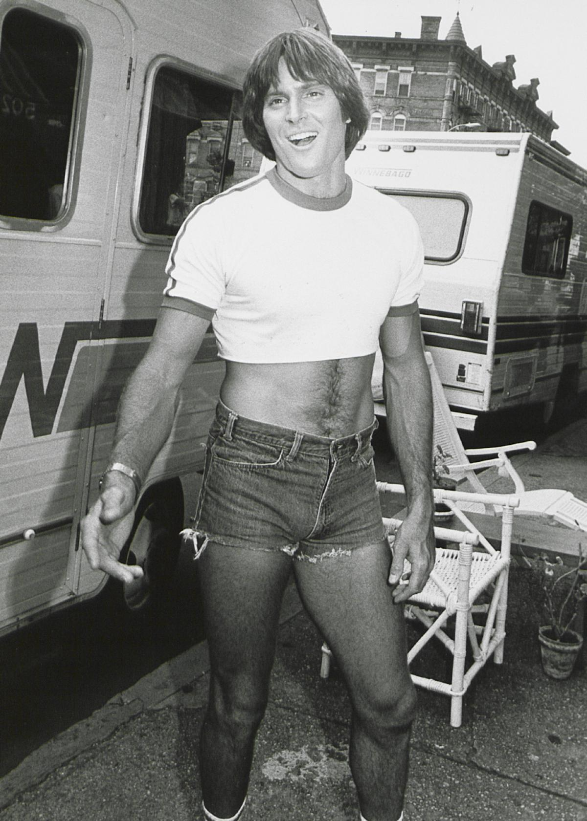 Bruce Jenner, From Male Olympic Gold Medalist To Female  - Naijalog-1435