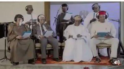 Ex-Nigerian leaders