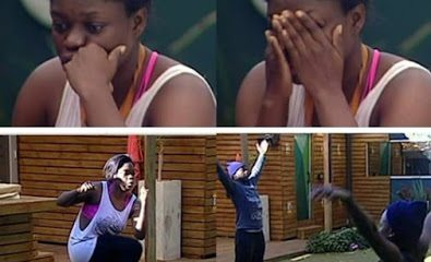 bisola cry